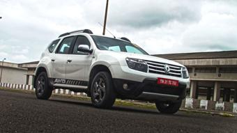 Renault Duster AWD Images 24