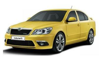 Renault Fluence  Vs  Skoda Laura