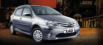 Toyota Etios Liva vs Maruti Suzuki Swift