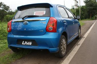 Toyota Etios Liva- Expert Review