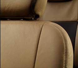 Mahindra Xylo seats