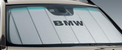 BMW uv sunshade