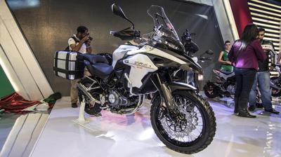 Benelli TRK 502