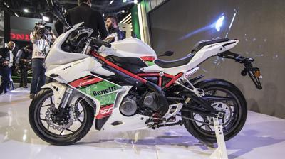 Benelli Tornado 300