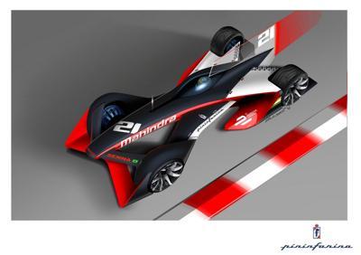 Mahindra Racing Release Future Formula E Designs 3