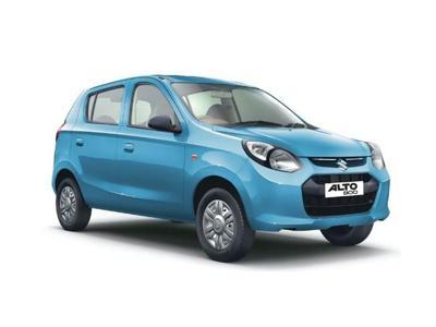 2) Maruti Suzuki Alto