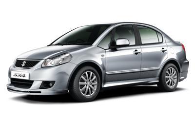 6) Maruti Suzuki SX4