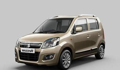 1) Maruti Suzuki Wagon R