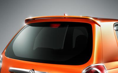 Maruti Suzuki roof end spoiler
