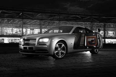 Rolls-Royce Wraith exterior