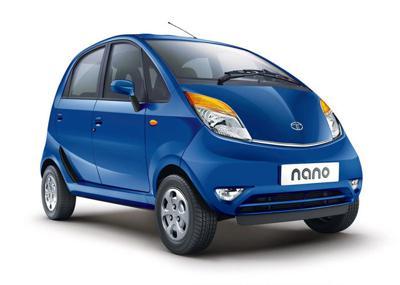 4)  Tata Nano