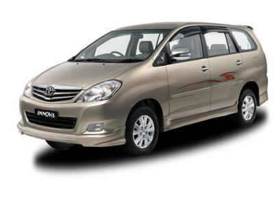 10) Toyota Innova