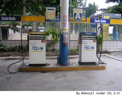 Ethanolpetrolbunk