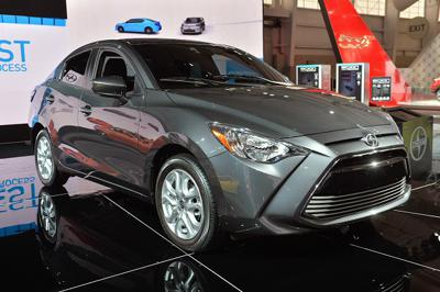 2015 Scion iA And iM