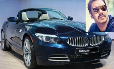 Ajay devgan and his luxury car – bmw z4