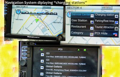 All-in-one infotainment system