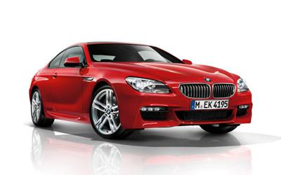 BMW 6 Series Gran Coupe Eminence