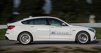 BMW I5 - New kind of i phev