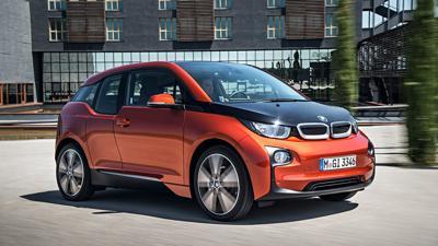 2) BMW i3
