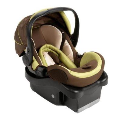Baby seat with protection