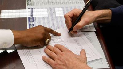 Basic requirements for co-signing a car loan