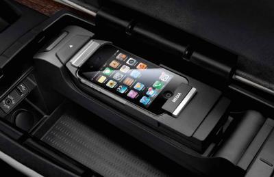 Bluetooth iPhone Snap-in adaptor