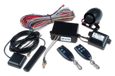 Car alarm systems