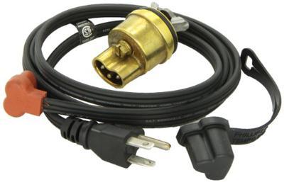 Car engine block heater