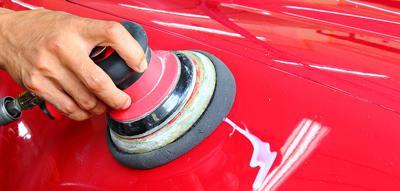 Car polishing tips