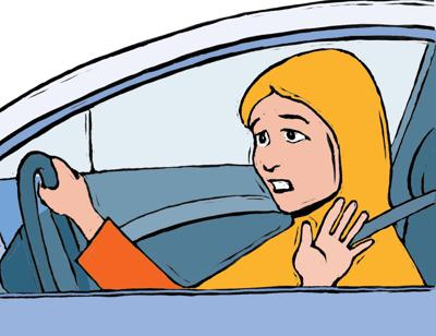 Car safety tips for women on the road