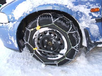 Car tire chain