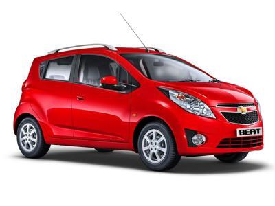 5) Chevrolet Beat