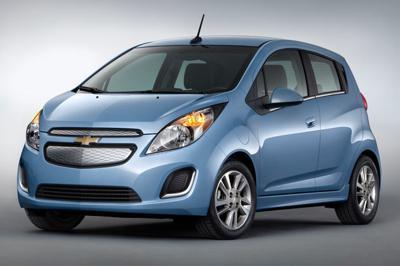 3) Chevrolet Spark