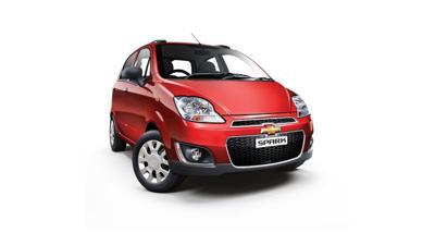 7) Chevrolet Spark