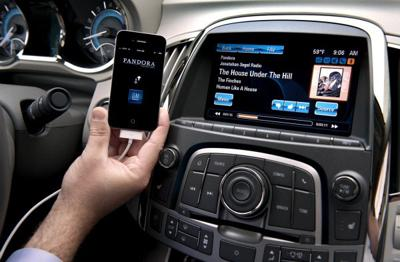 Complete smartphone integration