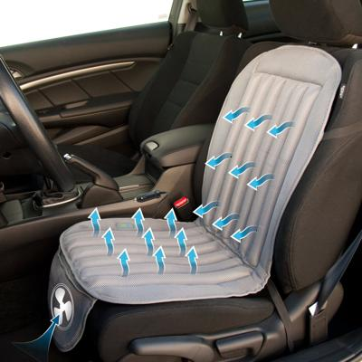 Cooling seat pad