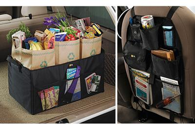 DIY tips for a perfectly organized car