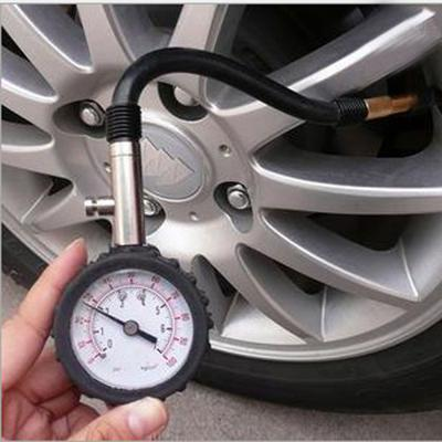 Dial Tyre Pressure Gauge