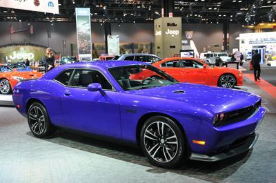 Dodge Challenger SRT8 Core