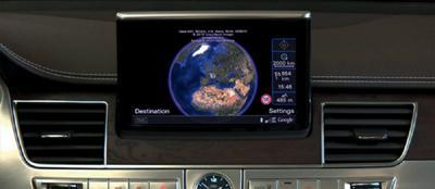 Embedded telematics in car
