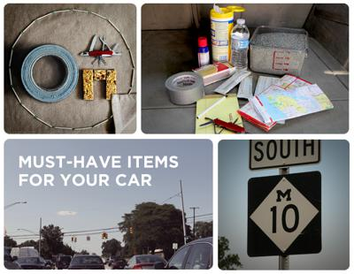 Essential things to keep in your car