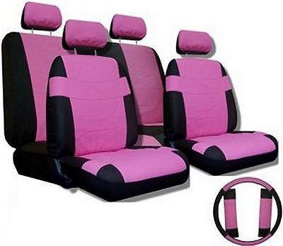 Fancy seat or steering covers