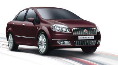 5) Fiat Linea