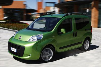 Fiat Qubo Natural Power 1.4