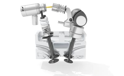Fiats multiair valve lift system