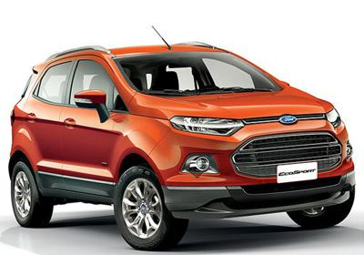 3) Ford Ecosport