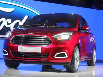 Ford Figo Concept Sedan
