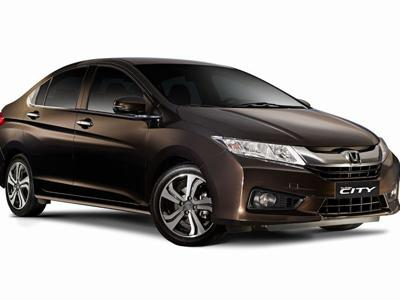 Honda city vx cvt