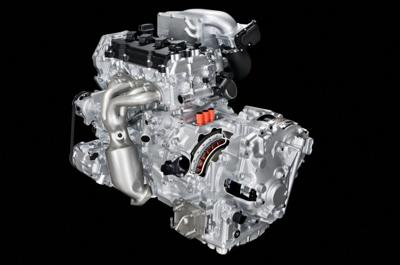Hybrid engine system