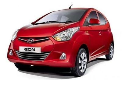 1) Hyundai Eon